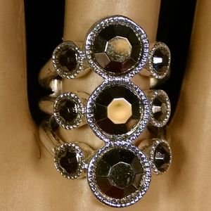 Gorgeous Elegant Shiney Rhinestones Ring